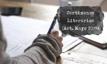 Convocatorias de Concursos Literarios de España y Latinoamérica 2019 (Act. Mayo)
