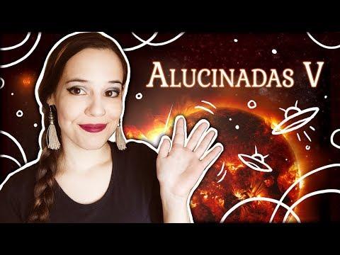Reseña de libro – Antología de ciencia-ficción ALUCINADAS V
