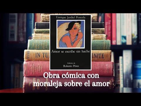 Reseña: 📖 Amor se escribe sin hache de Enrique Jardiel Poncela