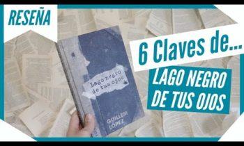 Lago negro de tus ojos de Guillem López Reseña de libros