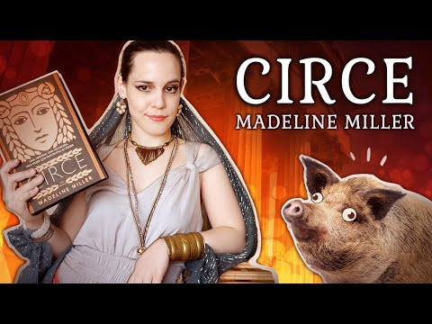 Reseña – Mitología griega – CIRCE de Madeline Miller (ESP audio | ENG/ESP subs)