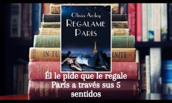 Reseña: 📖 Regálame París de Olivia Ardey