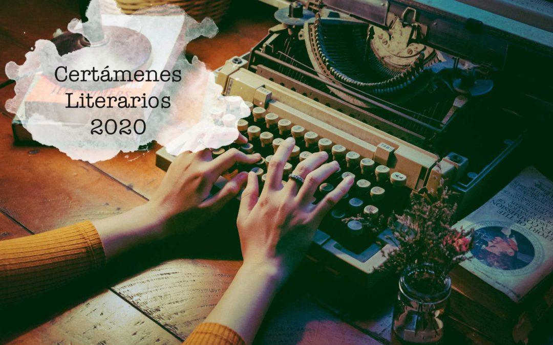 Calls for tenders Literarios of Spain and Latin America 2020