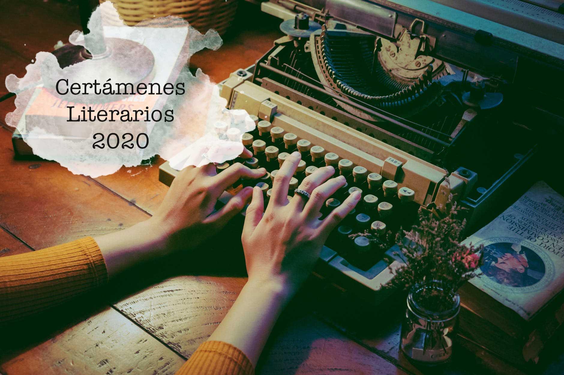 Convocatorias de Concursos Literarios de España y Latinoamérica 2020